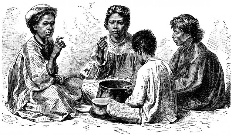 19th century Hawaiians