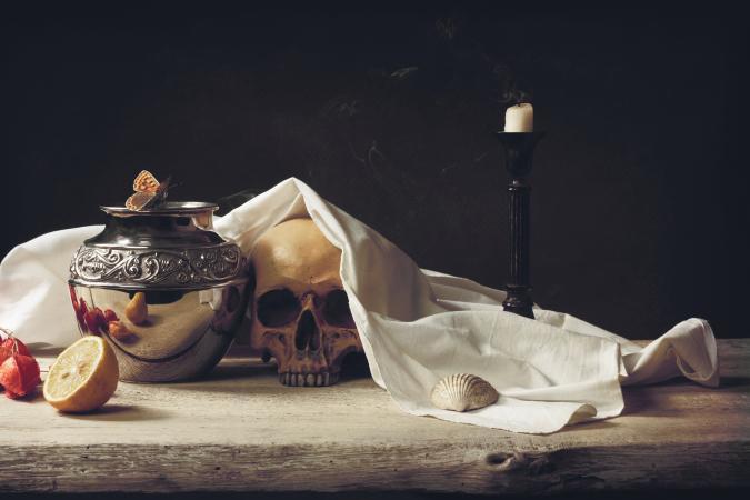 death shroud tableau