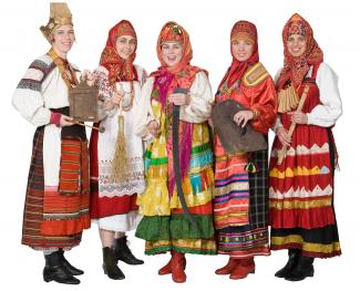 Russia: History of Dress | LoveToKnow