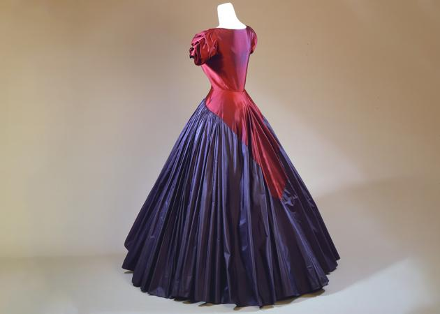 Mme. Grès evening dress, 1951