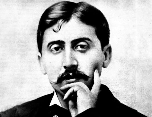 Marcel Proust, 1900