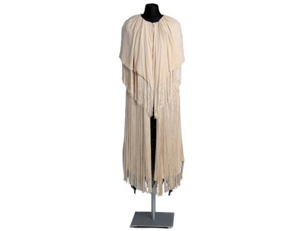 cape by Vionnet, c1925