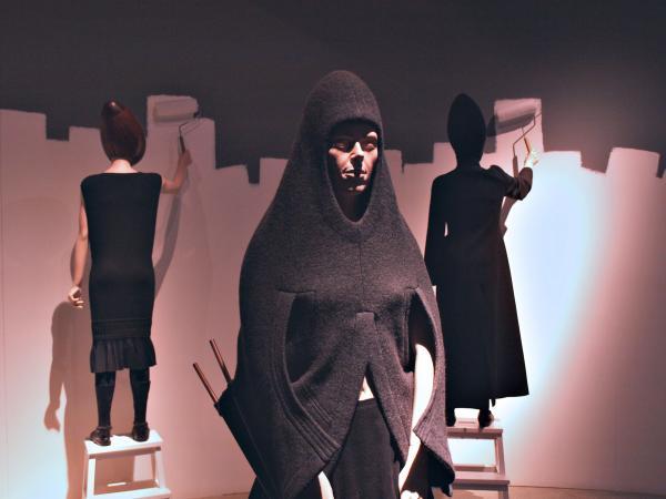 Hussein Chalayan exhibit