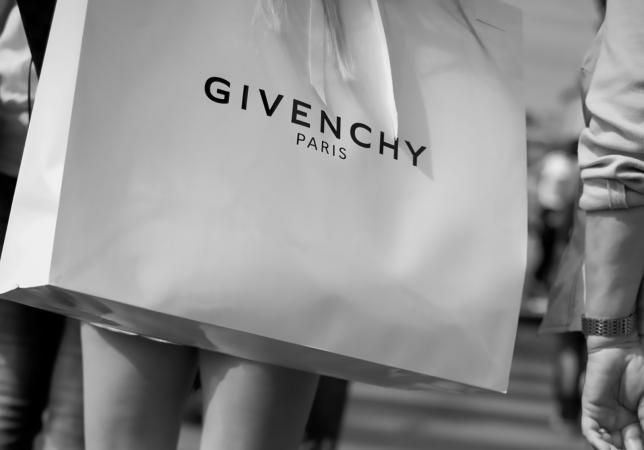 Image result for De Givenchy in Vogue