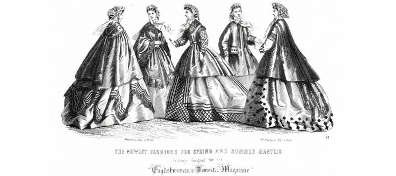 Europe and America: History of Dress (400-1900 C E