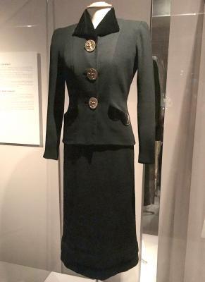 Schiaparelli dress for Marlene Dietrich