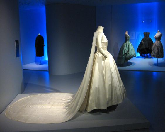 Balenciaga exhibit