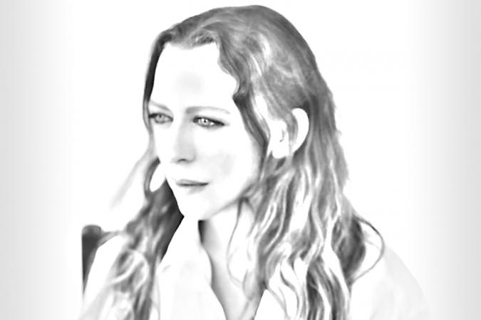 Sketch of Ann Demeulemeester