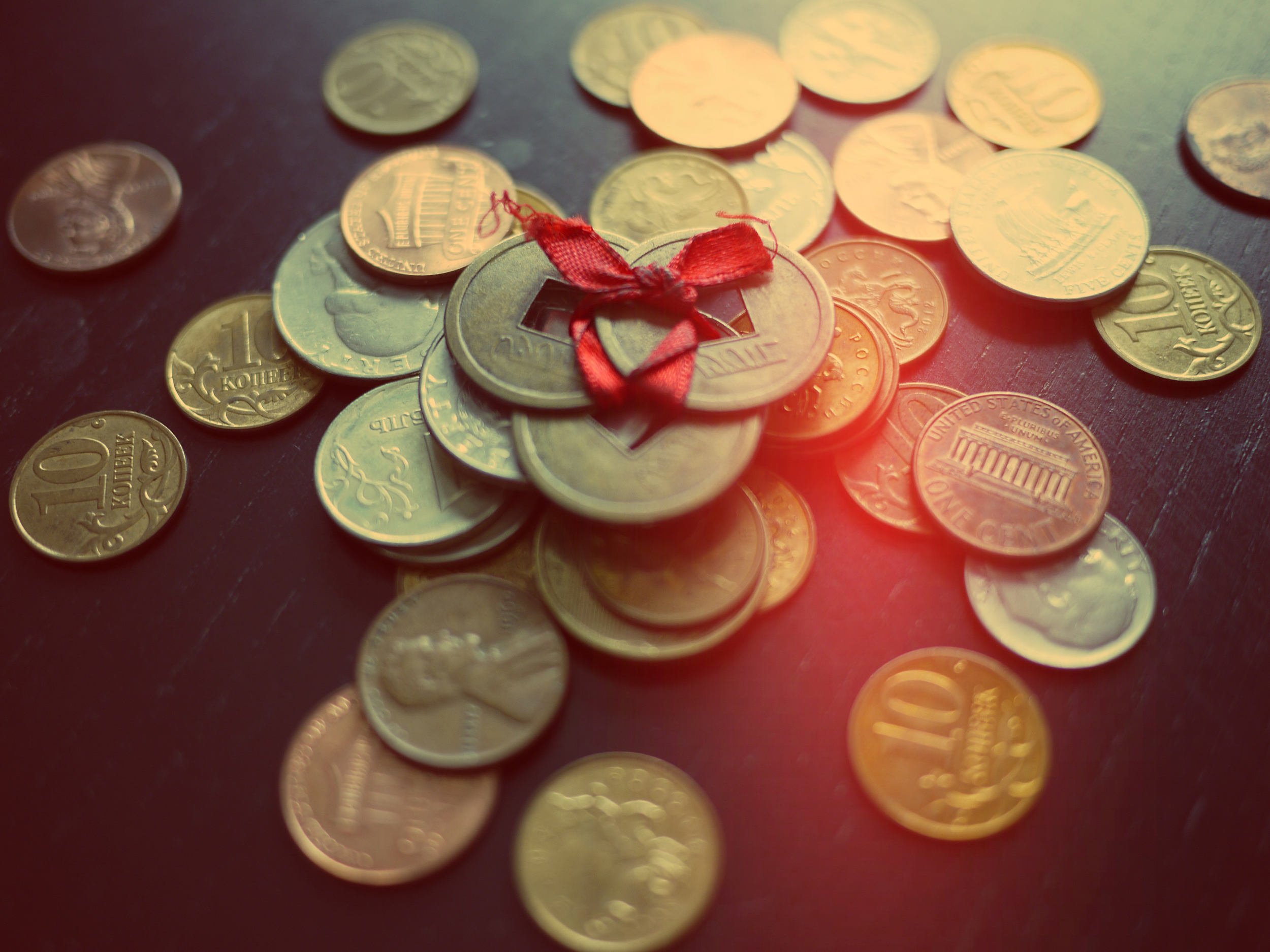 Feng Shui wallet - we attract money energy