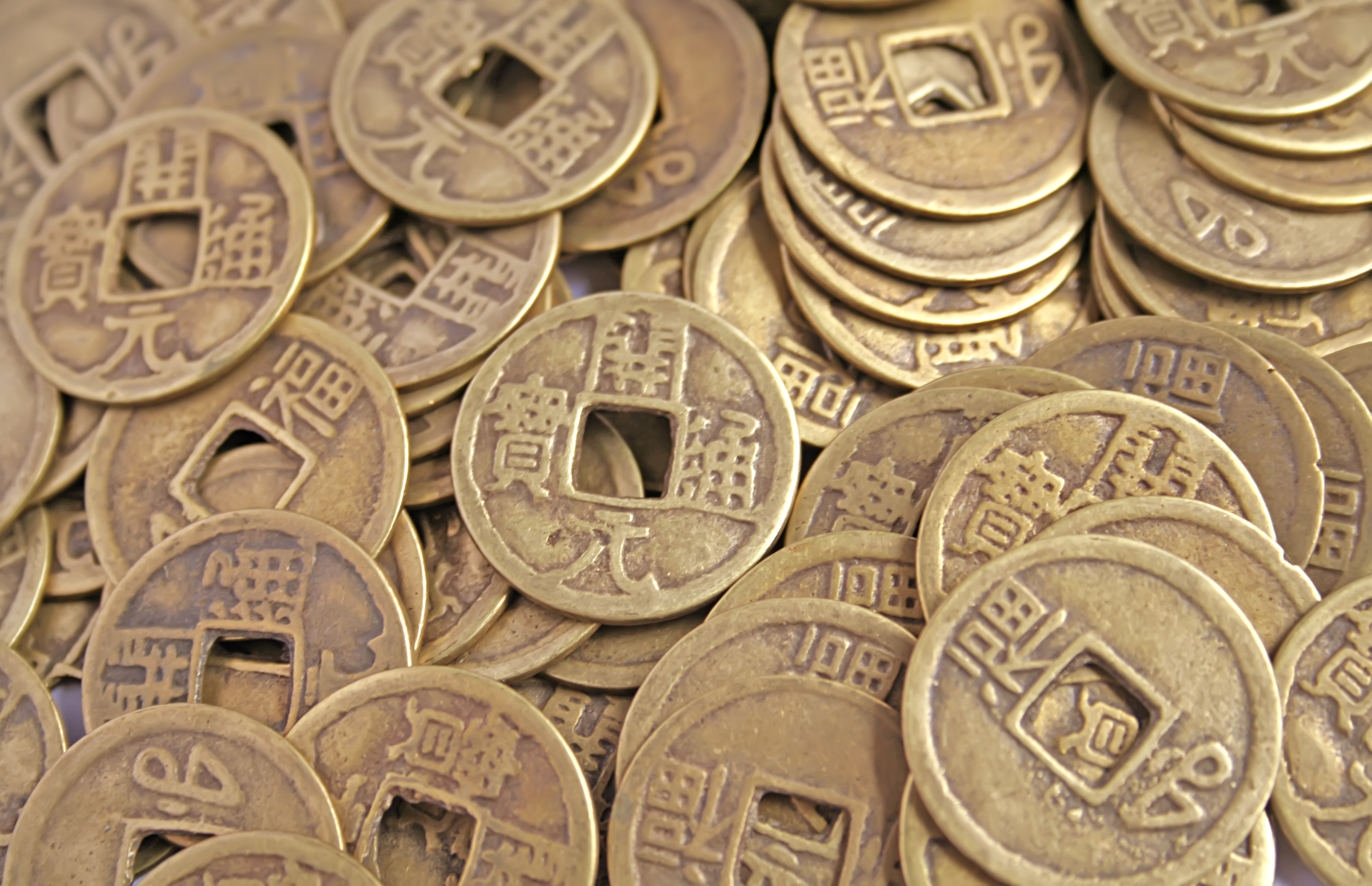 Using Feng Shui Coins For Good Fortune