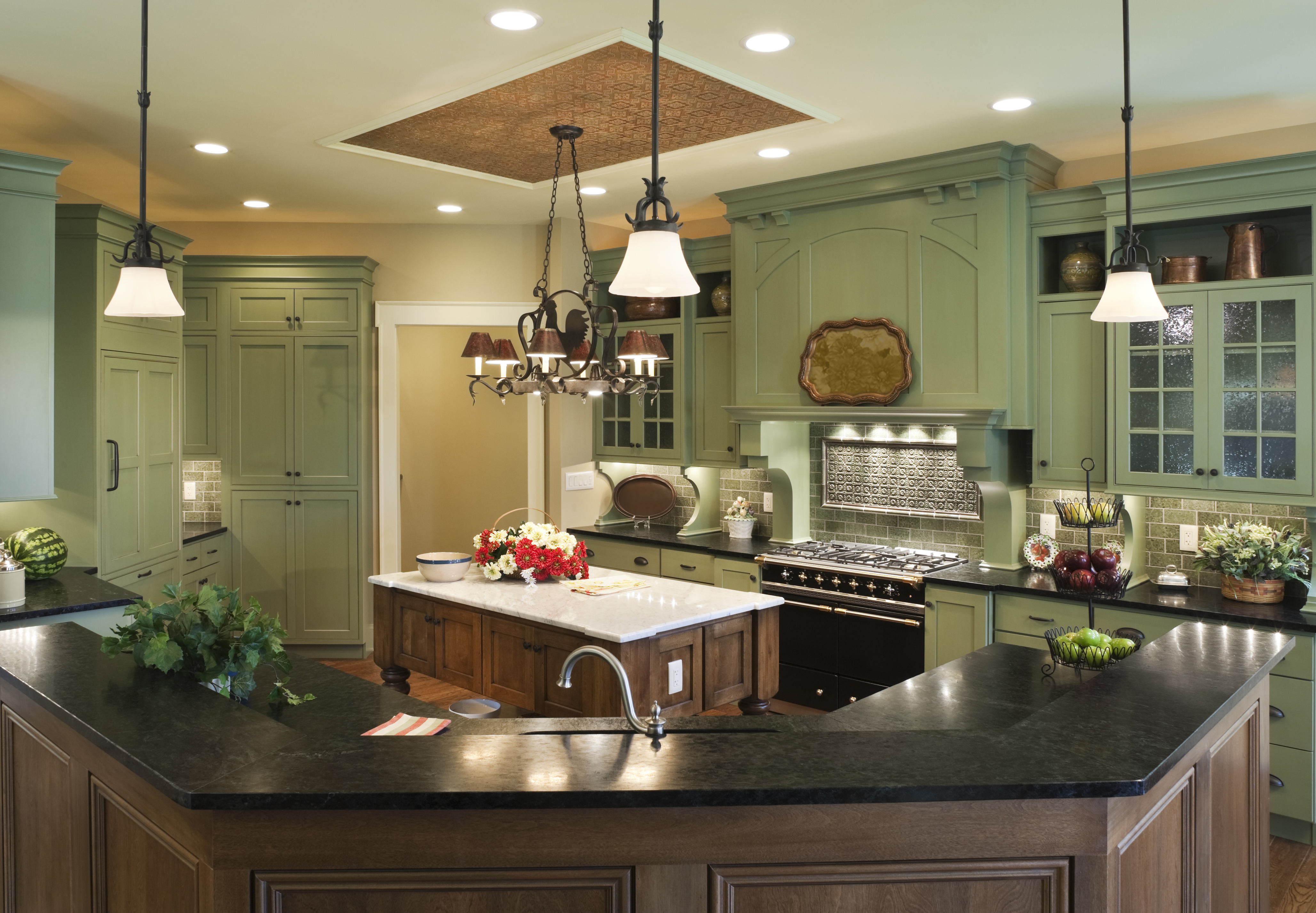 Marvelous Using Feng Shui Wisdom To Choose The Best Kitchen Colors Download Free Architecture Designs Pushbritishbridgeorg
