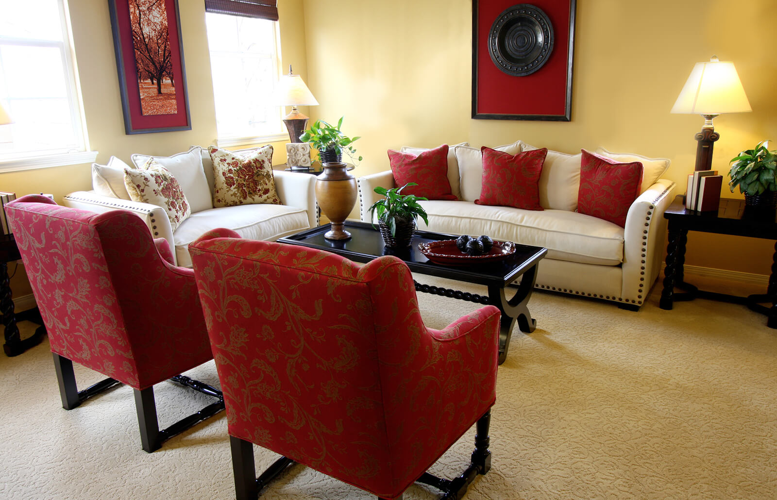 Feng Shui Tips for Choosing Living Room Furniture | LoveToKnow