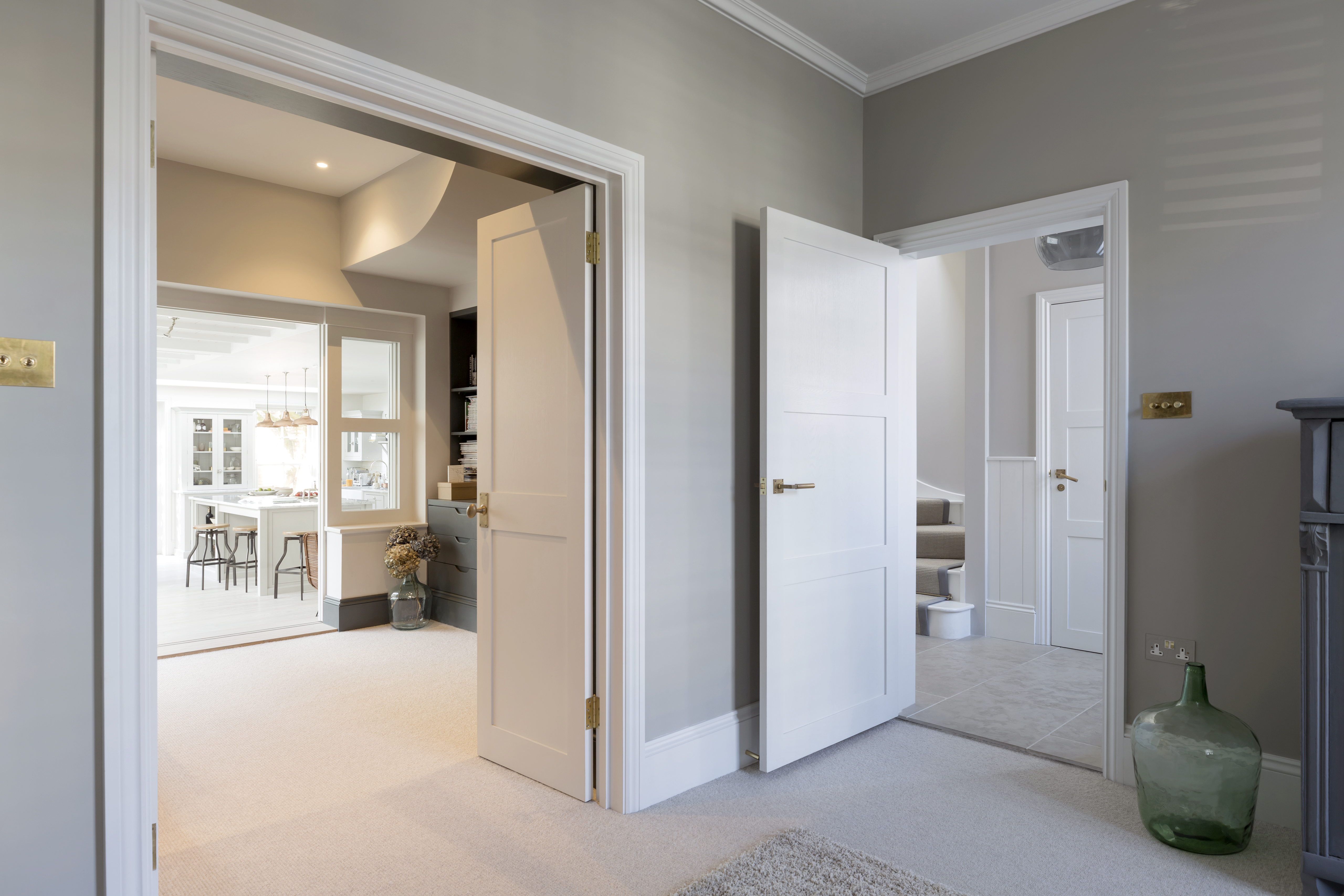 Feng Shui Home Design feng shui challenges in a house with many doors | lovetoknow