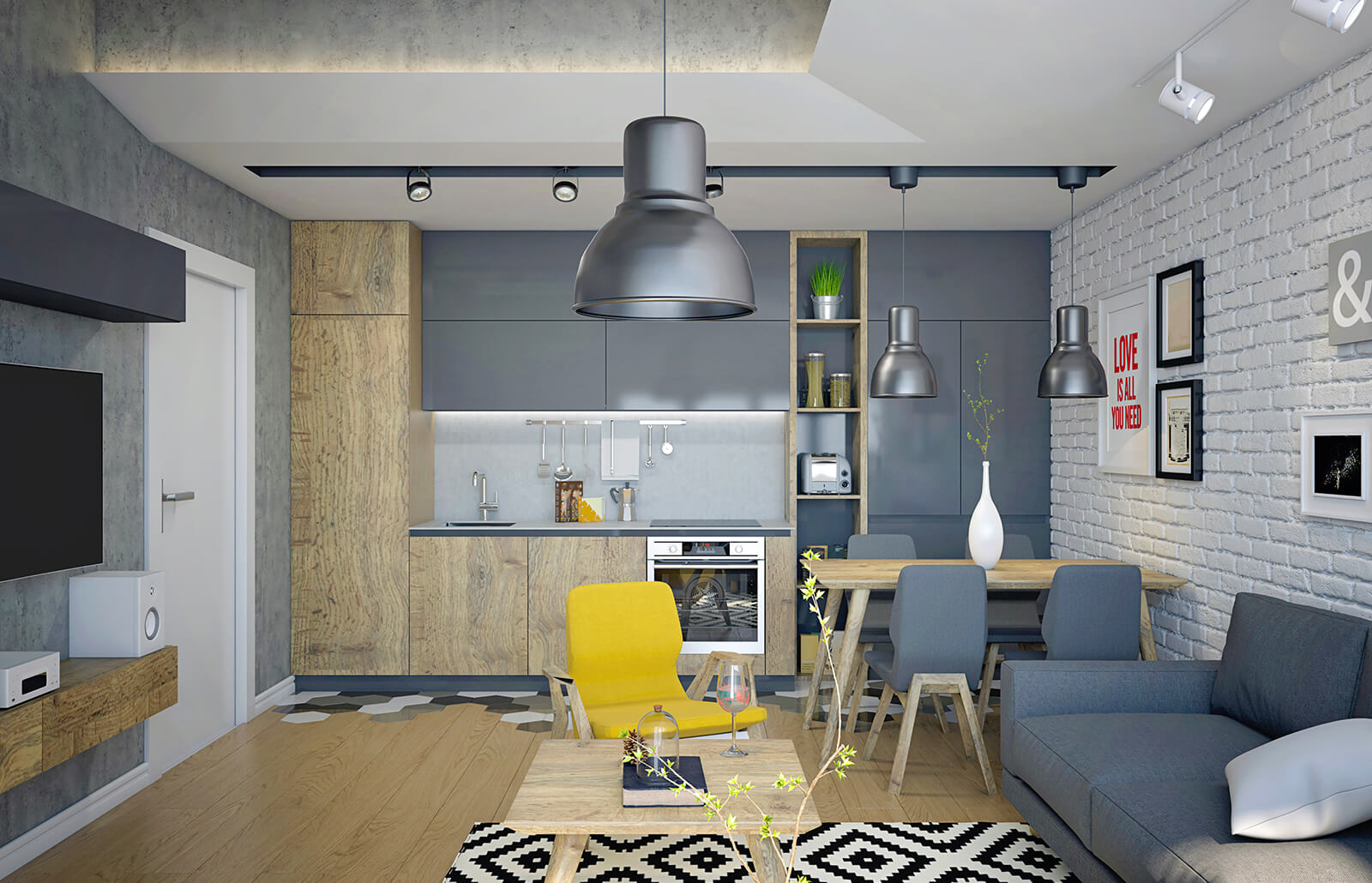 Feng Shui Studio Apartment Layouts And Ideas Lovetoknow