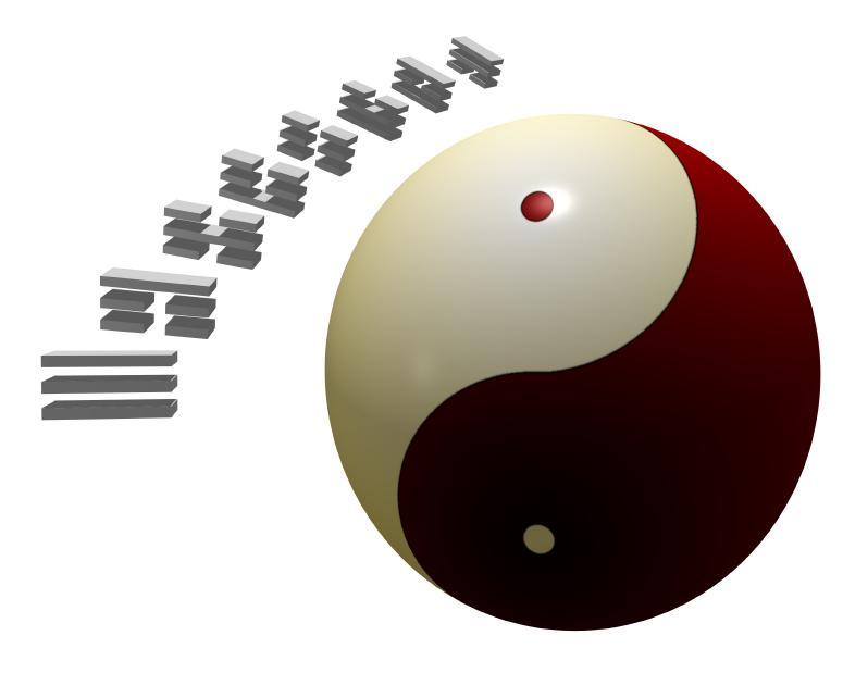 Yin Yang Symbols In Art And Photos Lovetoknow