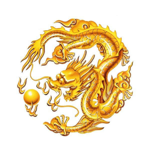 Meaningful Drawings Of Chinese Dragons Lovetoknow