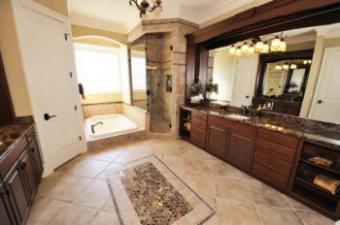 A toliet closet in your bathroom is ideal.