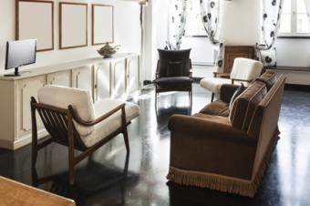 How to Best Use Black Paint in Feng Shui Decorating