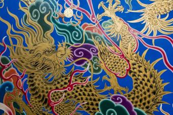 Mythical Dragon Drawings From Around the World