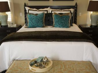 Feng shui bedroom