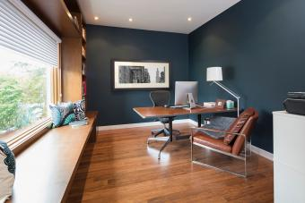 Metal Element Office Colors