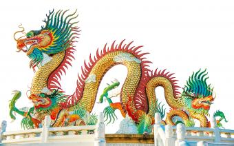 Dragon Myths and Symbols From Ancient China