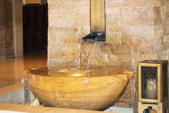 Feng Shui Indoor Water Fountain Tips