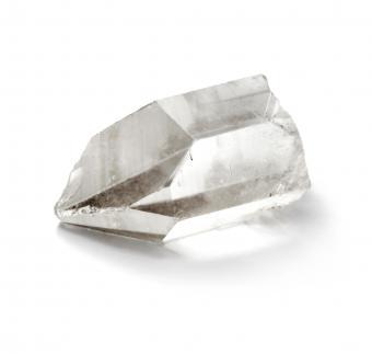 Pure quartz crystal