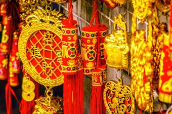 Chinese Good Luck Charms