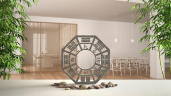 Reading and Using a Bagua Octagon