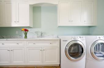 Feng shui laundry room