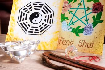 Items from Black Hat Sect feng shui