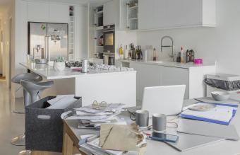 Getting Rid of Accumulated Clutter