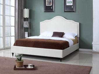Tall Headboard Platform Bed