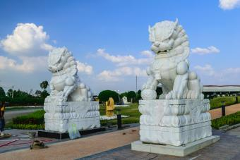 Foo Dog Meaning and Symbolism in Feng Shui