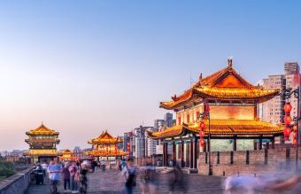 Xi'an ancient city