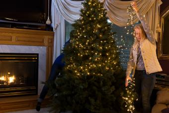 feng shui decorating guide for Christmas tree