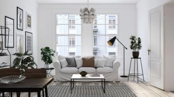 Is Placing a Couch in Front of a Window Good for Feng Shui?