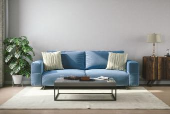 Should feng shui sofa be against wall