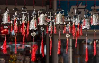 9 Feng Shui Ideas With Bells for Luck and Harmony