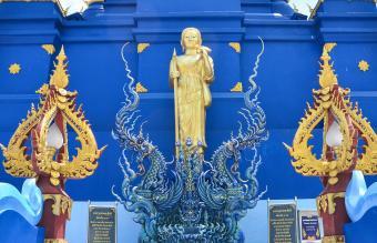 Happy Home Buddha Statue