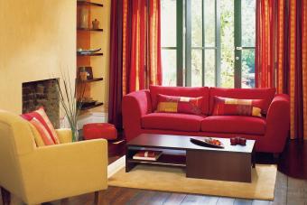 Interior of modern Lounge