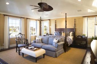 Large Elegant Master Bedroom