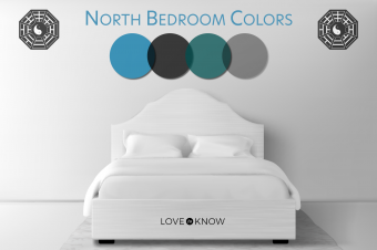 North Bedroom Feng Shui Colors