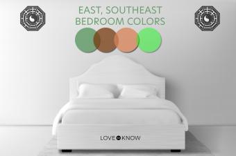 East Bedroom Feng Shui Colors