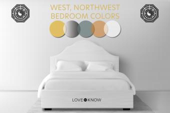 West Bedroom Feng Shui Colors