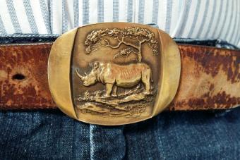 Rhinoceros Belt