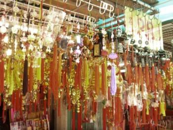 A feng shui shop, not WOFS