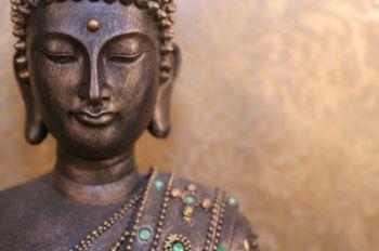 Statue of Buddha.