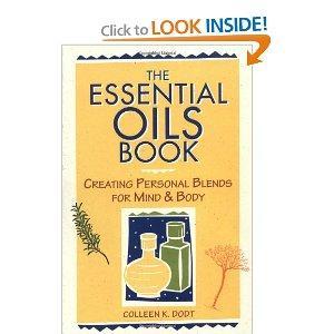 The Essential Oils book at Amazon.com